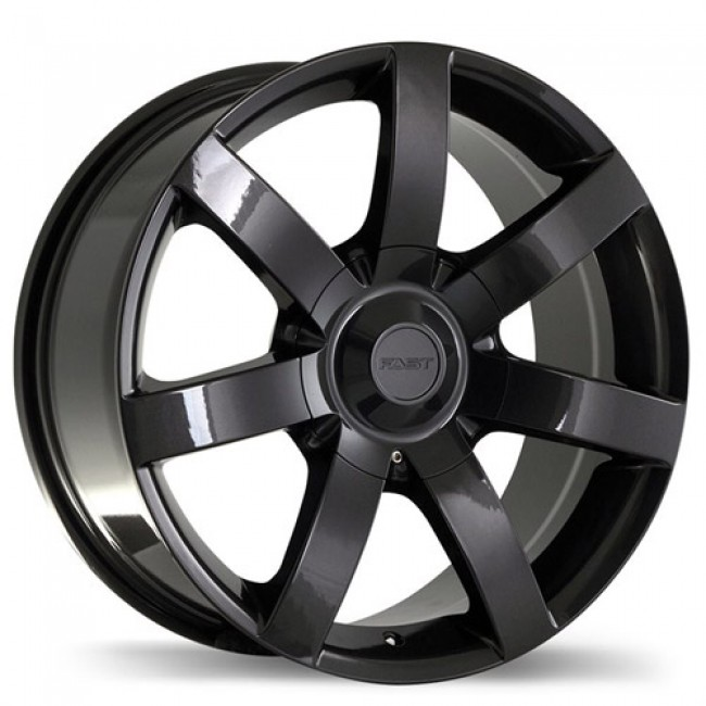 Fastwheels Slalom, Gun Metal wheel