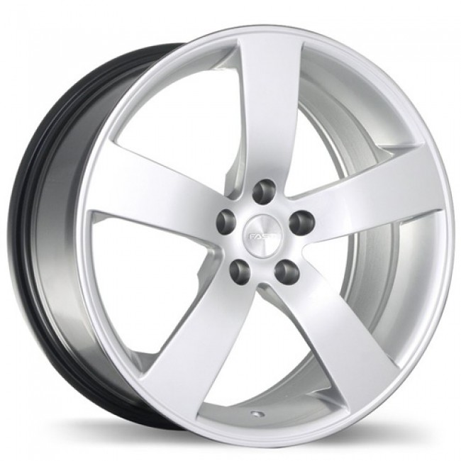 Fastwheels Samba, Hyper Silver wheel