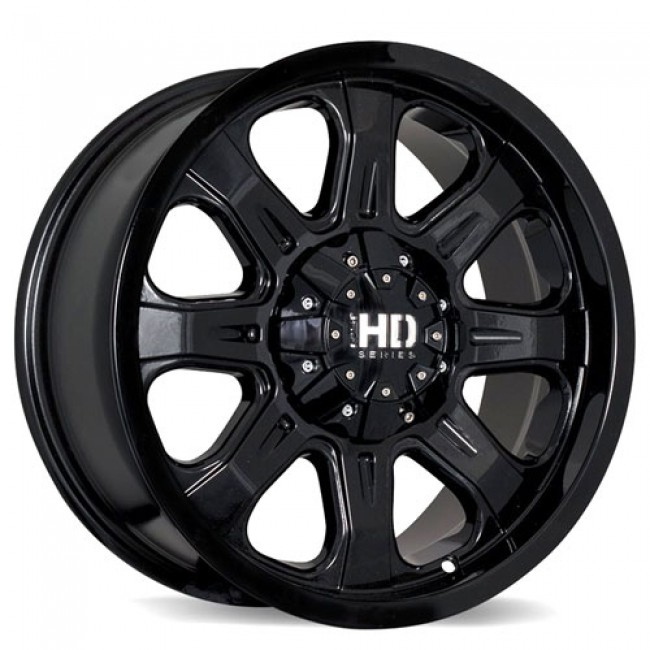 Fastwheels C4, Black wheel