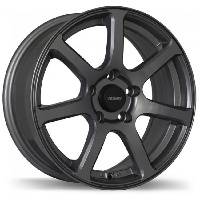 Fastwheels Seven, Gun Metal wheel