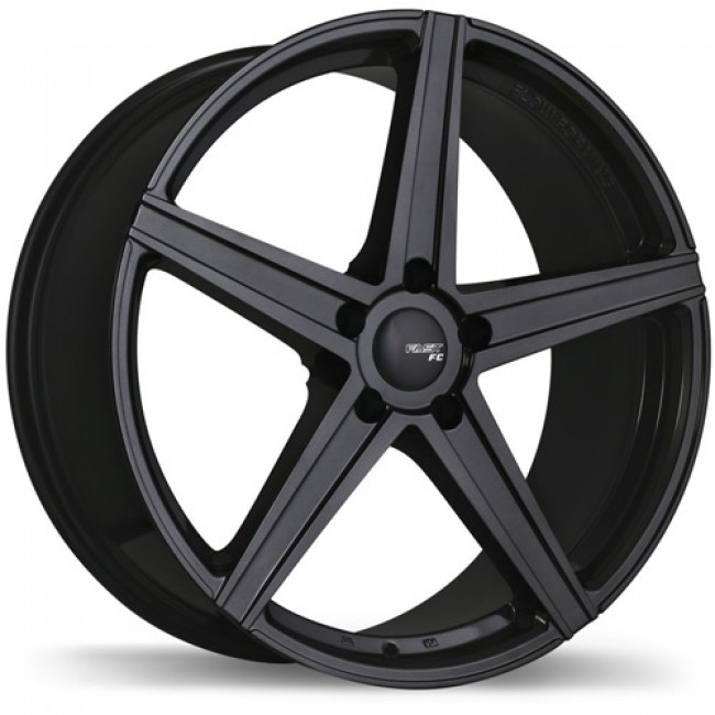 Fastwheels FC05, Black wheel