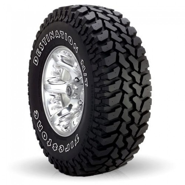Firestone - Destination M-T - LT255/75R17 C 111Q OWL