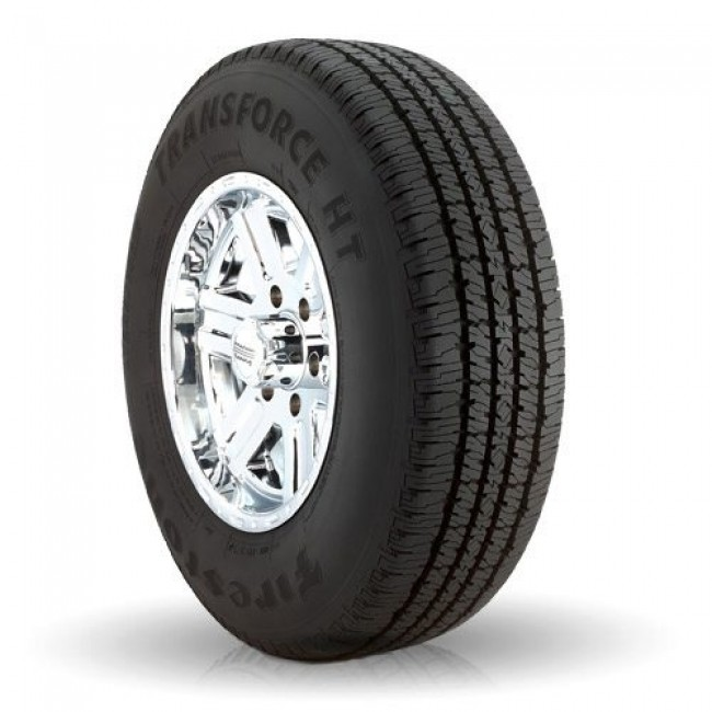 Firestone - Transforce HT - LT245/70R17 E 119R BSW
