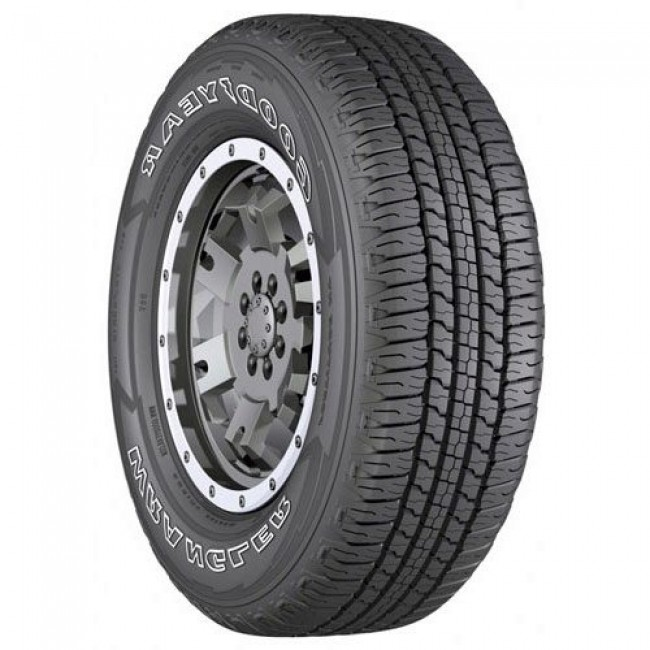 Goodyear - Wrangler Fortitude HT - P265/60R18 110T BSW
