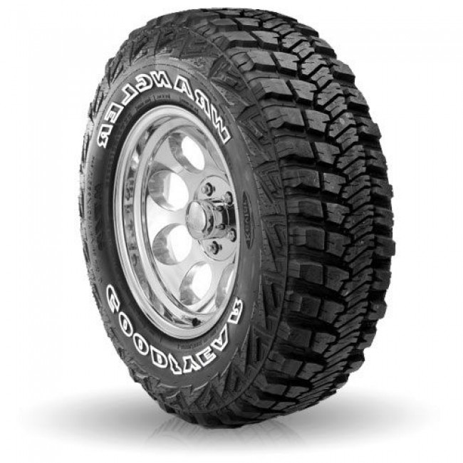 Goodyear - Wrangler MTR with Kevlar - LT285/75R18 E 129P BSW