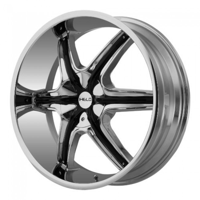 Helo HE891, Chrome wheel