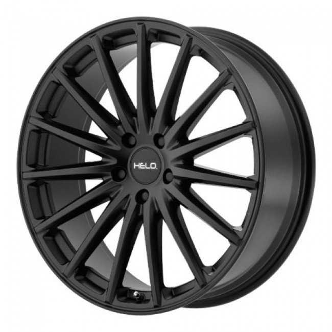 Helo HE894, Satin Black wheel
