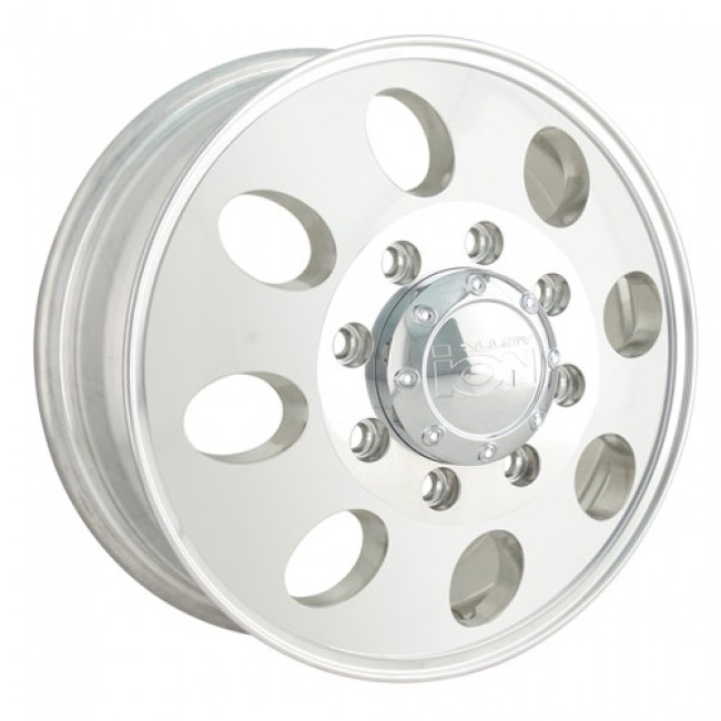 Alloy Ion 167, Polished wheel