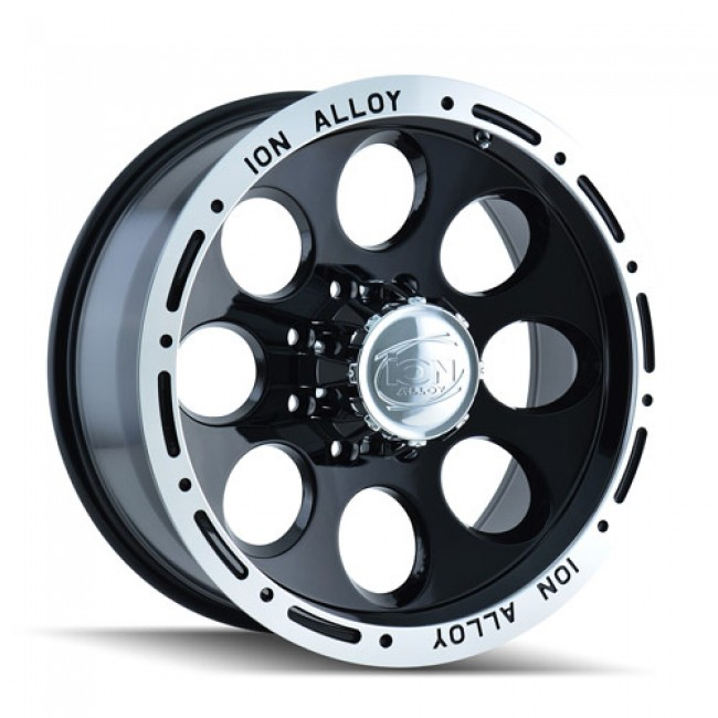 Alloy Ion 174, Black wheel