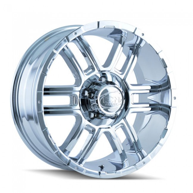 Alloy Ion 179, Chrome wheel
