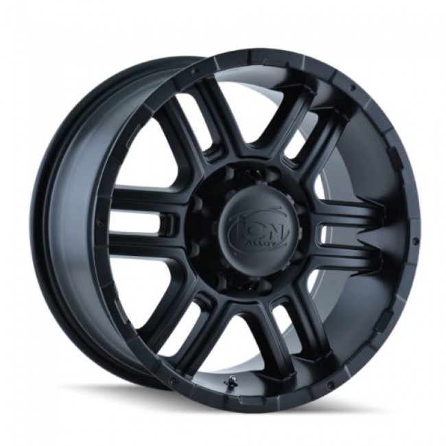 ION 179, Matte Black wheel