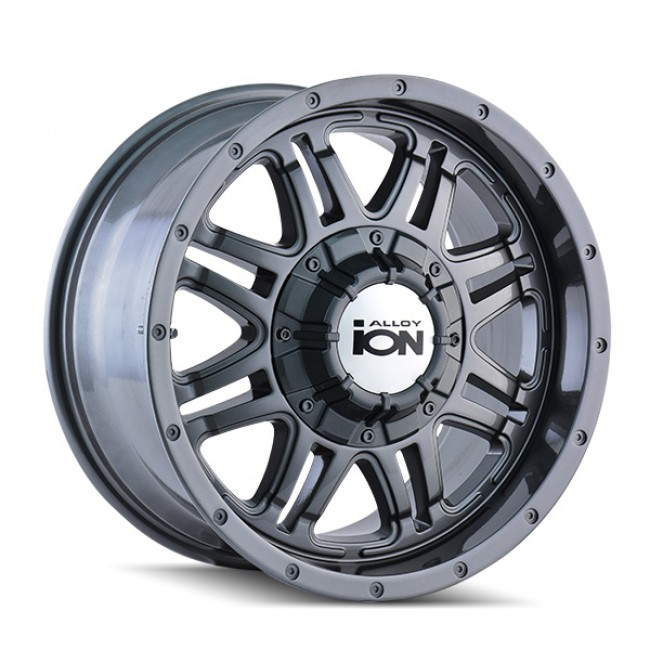 ION 186, Gun Metal wheel