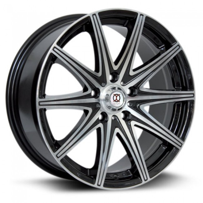 IXION IX001, Machine Black wheel