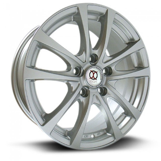IXION IX002, Silver wheel