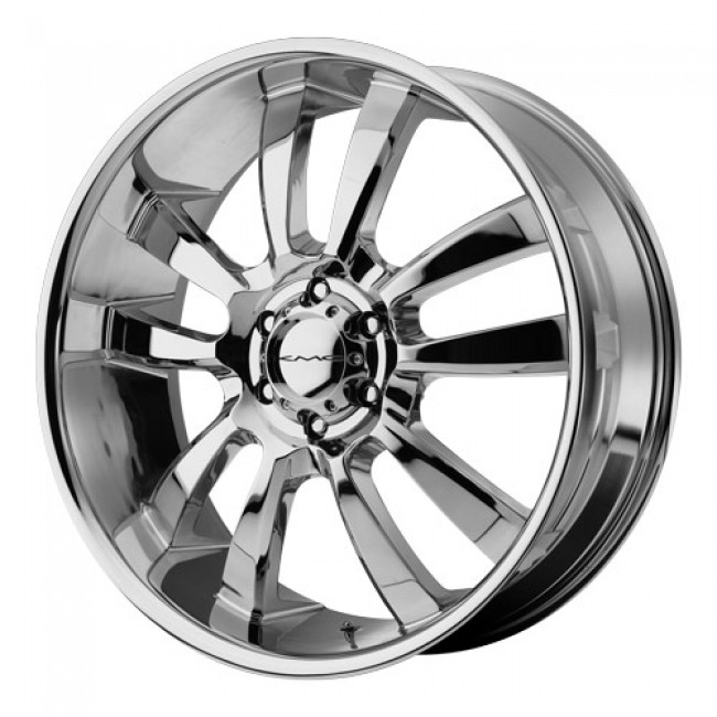 KMC Wheels Skitch, Chrome wheel
