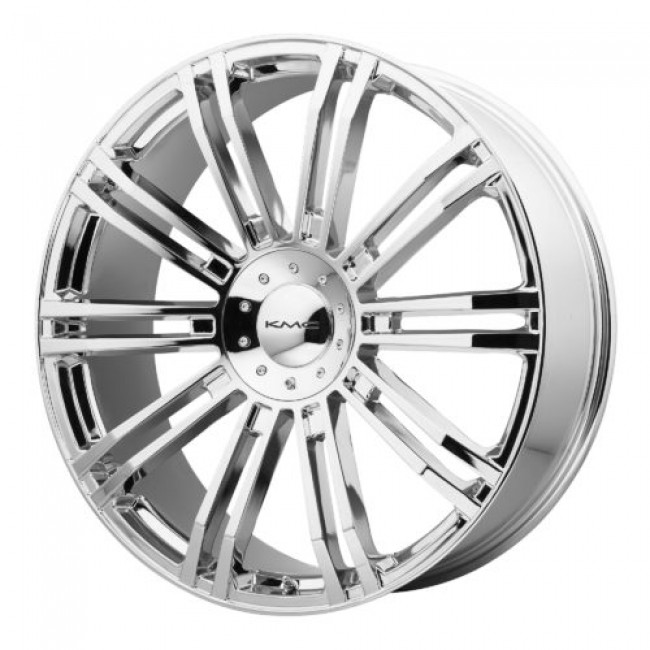 KMC KM677 D2, Chrome wheel