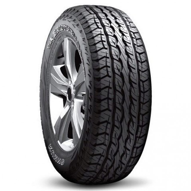 Kumho Tires - Road Venture SAT KL61 - 265/50R20 XL 111T BSW