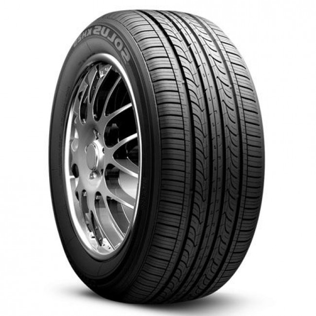 Kumho Tires - Solus KH25 - P205/55R16 89H BSW
