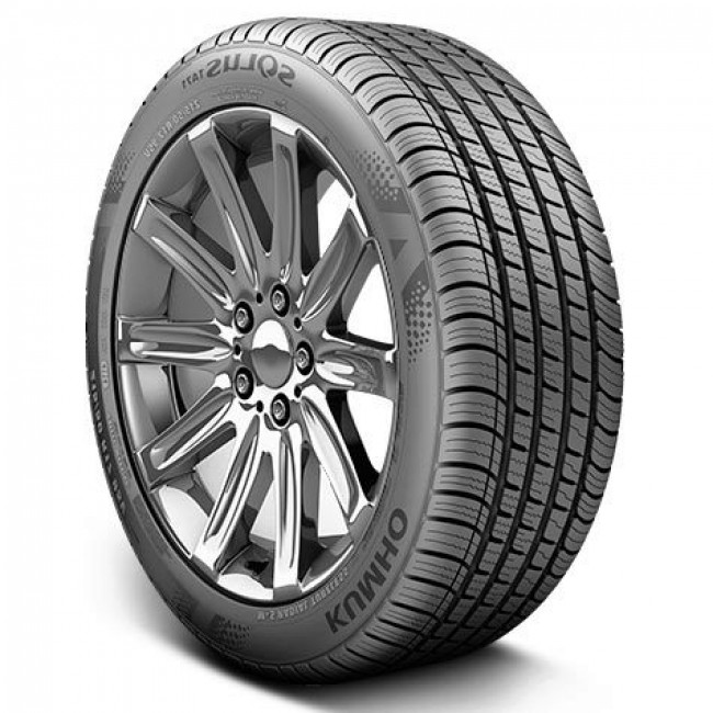 Kumho Tires - Solus TA71 - 255/45R18 99W BSW