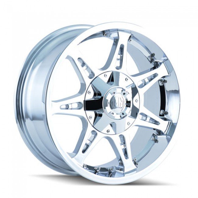 Mayhem MISSILE, Chrome wheel