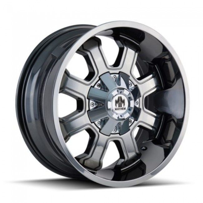 Mayhem FIERCE, Chrome wheel
