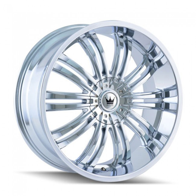 Mazzi 363 Swank Chrome / Chrome, 20X8.5, 5x110/115 ,(déport/offset 35 ) 72.56