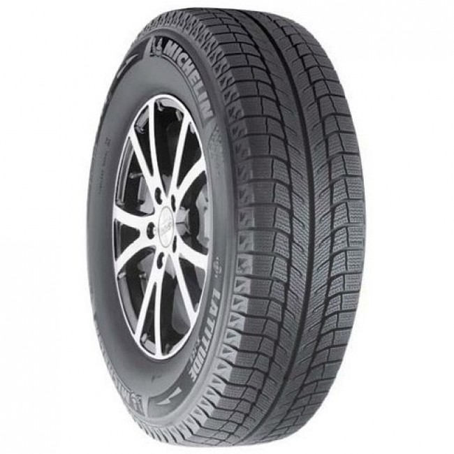 Michelin - Latitude X-Ice Xi2 - P235/55R19 101H BSW
