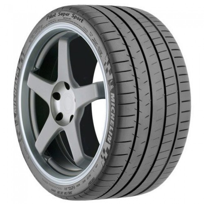 Michelin - Pilot Super Sport - P345/30R19 XL 109Y BSW