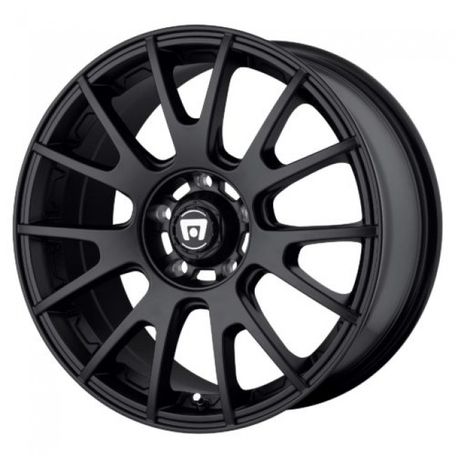 Motegi MR118, Matte Black wheel