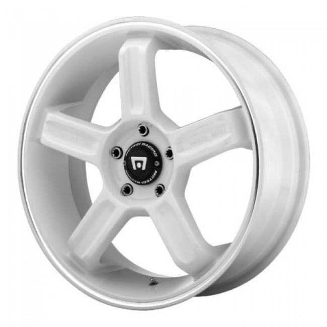 Motegi MR122, Machine White wheel
