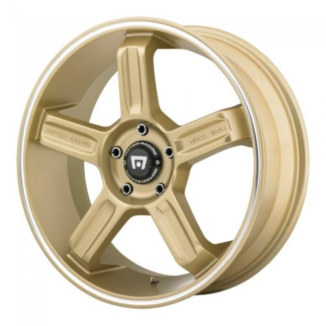 Motegi MR122, Gold wheel