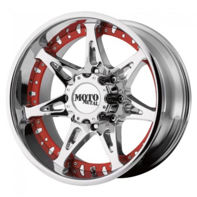 Moto Metal MO961, Chrome wheel