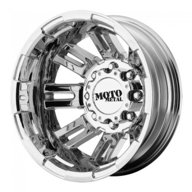 Moto Metal MO963, Chrome wheel
