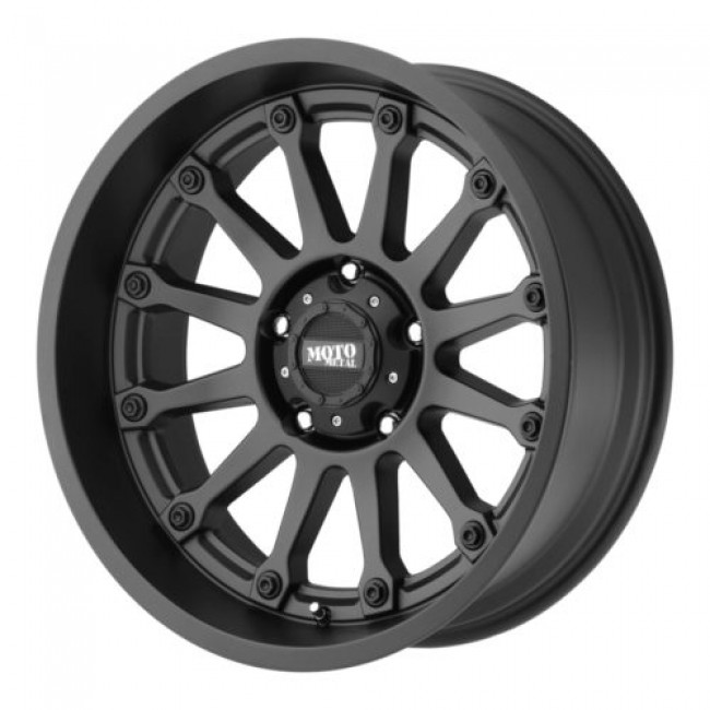 Moto Metal MO971, Satin Black wheel