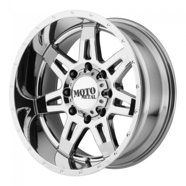 Moto Metal MO975, Chrome wheel