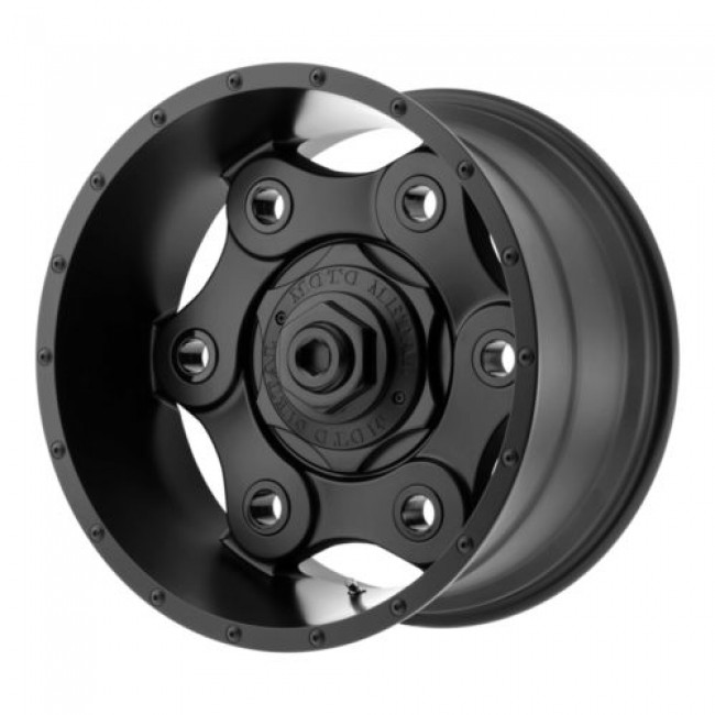 Moto Metal MO977 LINK, Satin Black wheel