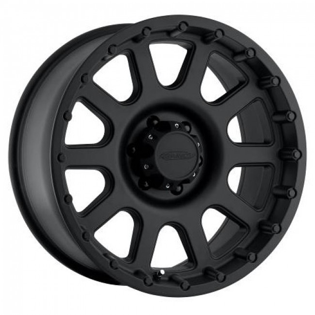 Pro Comp Series 32, Matte Black wheel