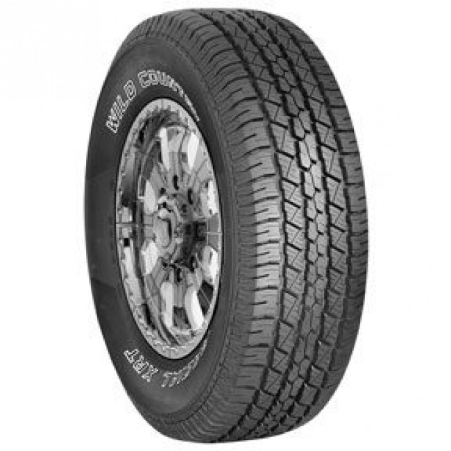 Multi-Mile - Wild Country Radial XRT III - 245/70R17 S OWL