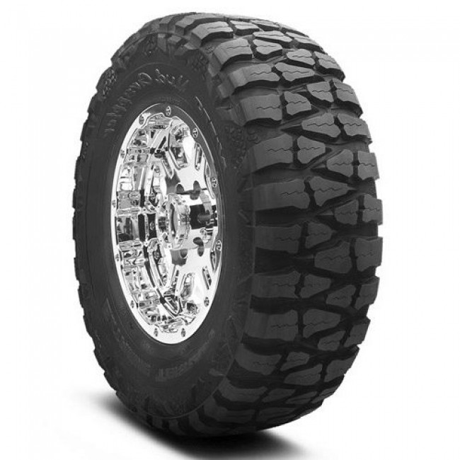 Nitto - Mud Grappler - 35/12.5R20 E 121Q BSW