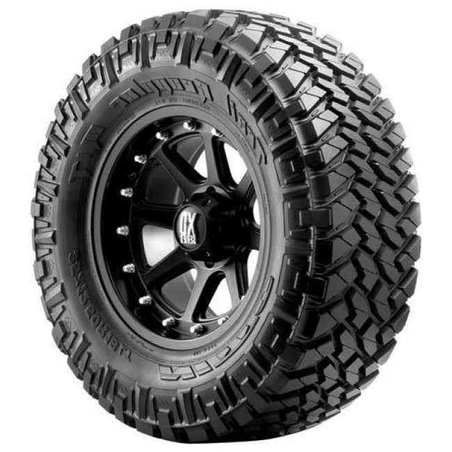 Nitto - Trail Grappler M/T - 265/75R16 E 123P BSW