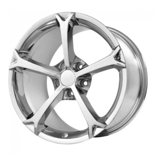 OE Creations PR130, Chrome wheel
