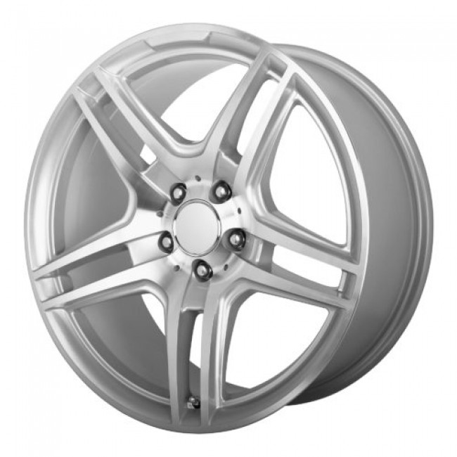 OE Creations PR136, Hyper Silver wheel