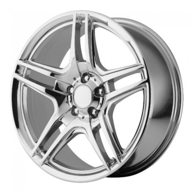 OE Creations PR136, Chrome wheel