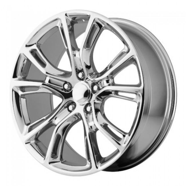 OE Creations PR137, Chrome wheel