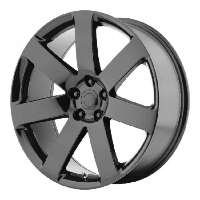 OE Creations PR138, Gloss Black wheel