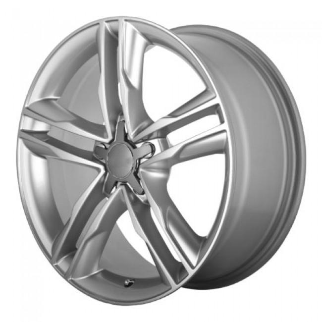 OE Creations PR141, Hyper Silver wheel