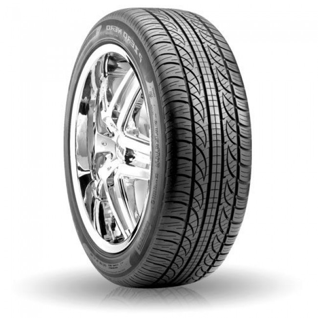 Pirelli - Pzero Nero All Season - P245/40R17 91H BSW