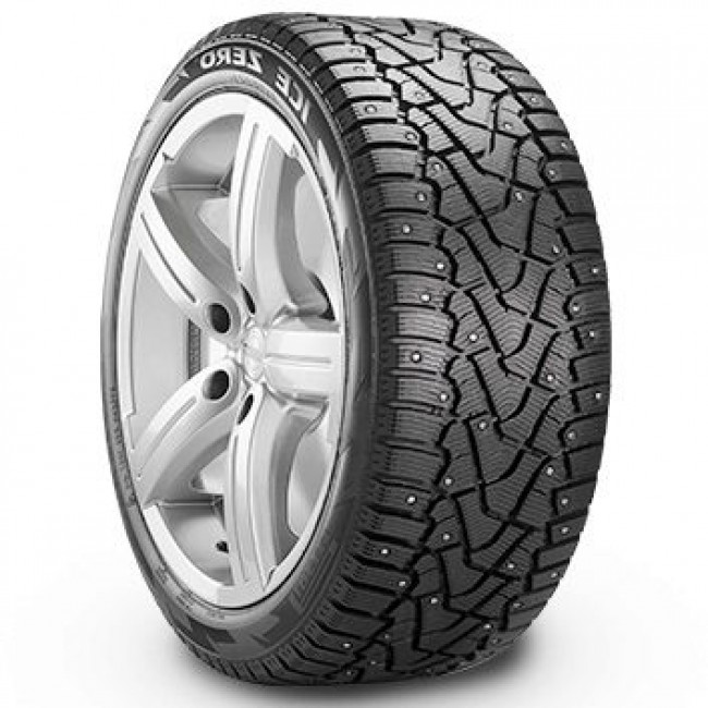 Pirelli - Winter Ice Zero Studded / Clouté - 245/45R19 XL 102T BSW Runflat