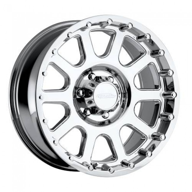 Pro Comp  Series 6032, Chrome Plated wheel