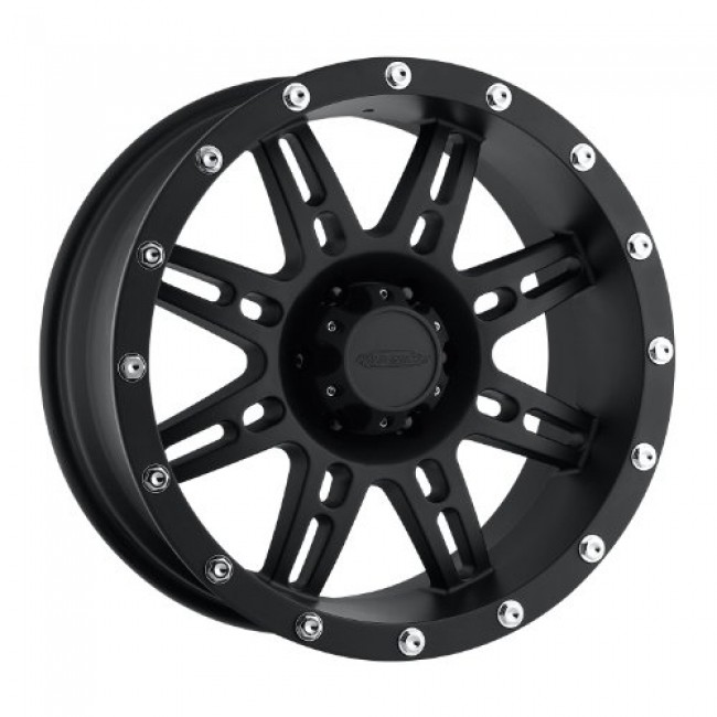 Pro Comp  Series 31, Matte Black wheel